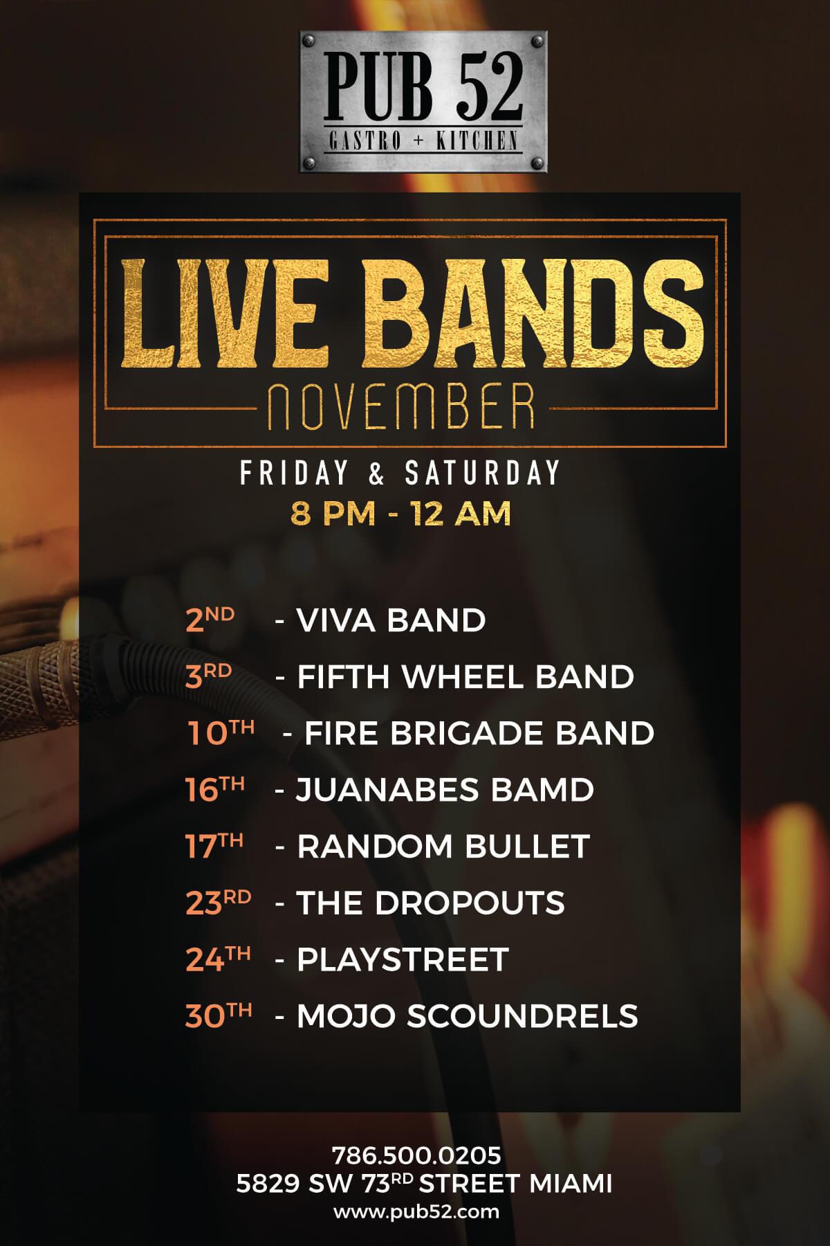 Band Lineup November 4x6 2 (1)